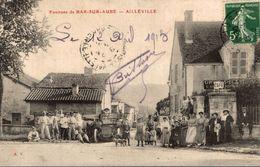 ENVIRONS DE BAR SUR AUBE AILLEVILLE - France