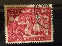 Portugal - 1947  YT 697 - 1910-... République