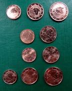 Estonia-2011-2012-2015-2017-1-2-5-Euro-CENT-Coin-set-UNC-lot-10-coins - Estonia