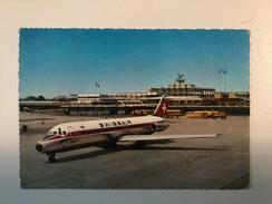 AK  AERODROM  AIRPORT  MILANO        AIRPLANE - Aerodrome