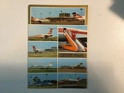 AK  AERODROM  AIRPORT  PRAHA   AIRPLANE - Aérodromes