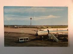 AK  AERODROM  AIRPORT  LUTON  AIRPLANE - Aérodromes