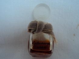 """GRES """" CABOCHARD """" MINI  BOUCHON VERRE  PRESQUE VIDE   LIRE ET VOIR!! - Miniatures Modernes (à Partir De 1961)"""