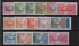 DAHOMEY -  YVERT N°85/98 * - COTE = 43 EUROS - - Dahomey (1899-1944)