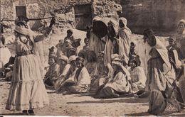 ALGERIE -- SCENES Et TYPES -- Danse D' Ouled Naïls - Plaatsen