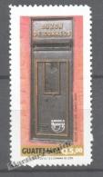 Guatemala 2012 Yvert 657, America UPAEP, Mailbox - MNH - Guatemala