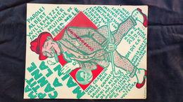 PARTITION MUSICALE-MA P' TIT CANNE A LA MAIN-ALBERT WILLEMETZ-SAINT GRANIER-FRED MELE AU THEATRE DU CASINO PARIS-VALERIO - Scores & Partitions