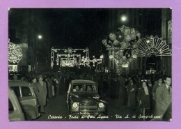 Catania - Festa Di Sant'Agata - Via A. Di Sangiuliano - Catania