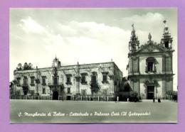 Santa Margherita Di Belice - Cattedrale E Palazzo Cutò (Il Gattopardo) - Agrigento