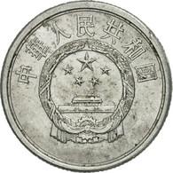 CHINA, PEOPLE'S REPUBLIC, 5 Fen, 1991, TTB+, Aluminium, KM:3 - Chine