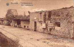 Diksmuide - Dixmude - La Gendarmerie - The  Gendarmerie. - Diksmuide