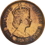 Seychelles, 5 Cents, 1971, British Royal Mint, TTB, Bronze, KM:16 - Seychelles