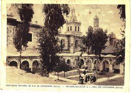Carte Postale Ancienne De  BOLIVIE - Bolivie