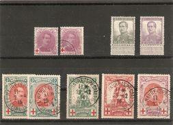1914 Lot *+obl - Belgium