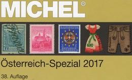 MICHEL Spezial Katalog 2017 Briefmarken Österreich Neu 66€ Bosnien Lombardei Venetien Catalogue Stamps/bloc Austria - Manuali