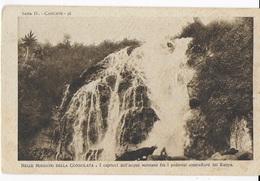 MISSIONI DELLA CONSOLATA - CASCATE SERIE IV #36 - KENIA  - ANNI'30 - NUOVA NV - Missioni