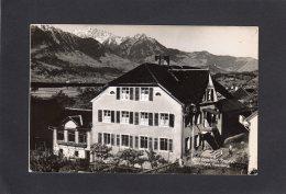 """72318   Austria,    Gasthof   """"Traube"""",  Thuringen,  Vorarlberg,  VG  1961 - Autriche"""