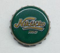 NIKŠIĆKO Pivo 0.5l  (Montenegro)  Beer Cap - Bier