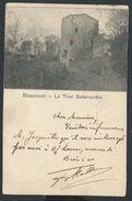 +++ CPA - BEAUMONT - La Tour Salamandre   // - Beaumont