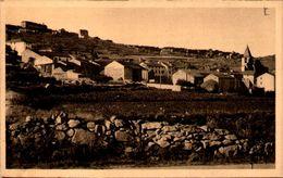 66 - FONT-ROMEU - Vue Générale Et Le Village D'Odeillo - Autres Communes