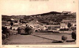 66 - FONT-ROMEU - Vue D'Odeillo - Au-dessus, Font-Romeu - Autres Communes