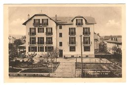 74 - ANNECY HOTEL PENSION DU PARMELAN AVENUE DES ROMAINS - NON CIRCULÉE - 2 Scans - - Annecy