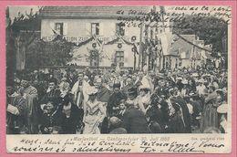 67 - MARIENTHAL - Centenarfeier 30 Juli 1903 - Procession Relgieuse  - Personnalités - Curé - Evèque - Francia