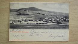 AUSTRIA AUSTRIE Österreich POST CARD FROM GRUSS MAHR ROTHWASSER CANCEL GRULICH - Autriche