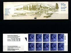 GREAT BRITAIN - 1978  90 P.  BOOKLET  CALEDONIAN  LM  MINT NH  SG FG 5a - Booklets
