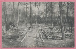 68 - HARTMANNSWEILERKOPF - VIEIL ARMAND - Massengräber Bei Schloss OLLWEILER - Guerre 14/18 - 3 Scans - Ohne Zuordnung