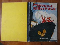 Ca2 - BD - Enfantina - Revoila Zig Et Puce - Saint Ogan EO1947 - Other