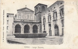 10953-TEANO(CASERTA)-LARGO DUOMO-1903-FP - Caserta