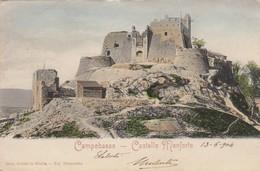 10955-CAMPOBASSO-CASTELLO MONFORTE-1904-FP - Campobasso