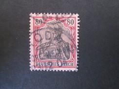 Deutsches Reich Nr. 77 Gestempelt (C22)4 - Deutschland