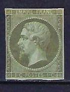 """FR YT 11 """" Napoléon III 1c. Bronze """" Neuf* - 1853-1860 Napoleon III"""
