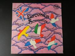 33 TOURS EUROVISION SOUVENIRS MFP 5090 KNOCK KNOCK WHO S THERE / LOVE IS BLUE / LA LA LA / UN JOUR UN ENFANT + 8 - Compilations