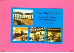 CP.  ASQUILLIES.  RESTAURANT  LE  BACCHUS - Quévy