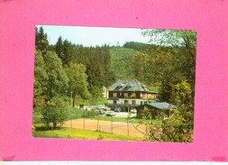 CP.  BURG  REULAND.  HOTEL  RESTAURANT  VAL  DE  L'OUR - Burg-Reuland