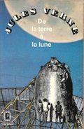 LP 2026 - VERNE, Jules - De La Terre à La Lune (BE+) - Livre De Poche