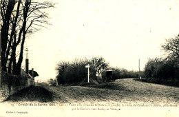 AH 337/ C P A - CIRCUIT  DE LA SARTHE 1906 (72)  LES 13 VENTS A LA SORTIE DE ST CALAIS - France