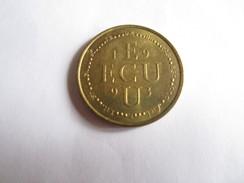 ----1 Pièce Europa ECU 1993 - Euros Des Villes