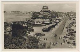 AK  Saint Malo Le Casino Et Le Sillon 1941 - Kleinformat  - CP - Saint Malo
