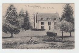 21 - CHAMPEAU EN MORVAN / CHATEAU DE LEGER DE FOURCHES - Autres Communes