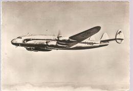 CPA Aviation Constellation De La Compagnie AIR FRANCE - 1946-....: Era Moderna