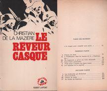 1944-45 Un Rescapé De La Division ''Charlemagne'' Du Front De L'est à La Prison De Clairvaux (3 Scannes) - 1939-45