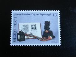 Belgique - Année 1986 - Journée Du Timbre - Y.T. 2210 - Neufs (**) Mint (MNH) Postfrisch (**) - Belgio