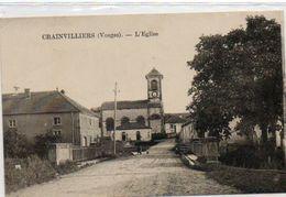 88   CRAINVILLIERS              L'église - France