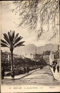 10 Alte Ansichtskarten Menton Alpes Maritimes, Diverse Ansichten - Autres Communes