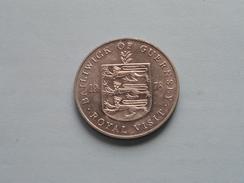 1978 Guernsey 25 Pence - KM 32 ( Details Zie Foto´s ) ! - Guernsey