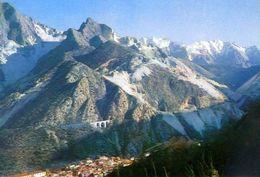 Carrara Bedizzano - Cave Di Marmo - 5 - Formato Grande Viaggiata – E 2 - Carrara
